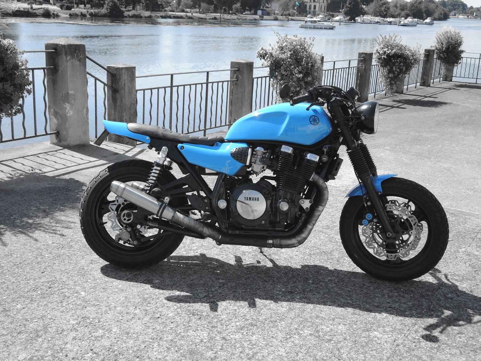 Yamaha XJR 1200 Street tracker