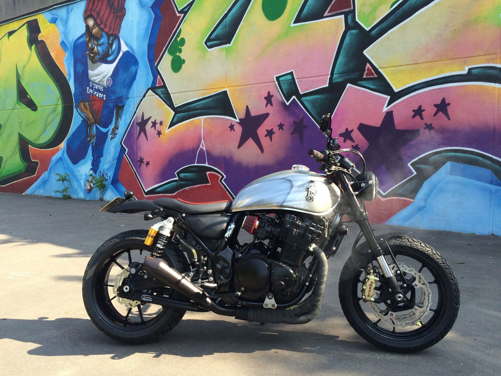 Suzuki Inazuma 1200 Scrambler Urban-jungle