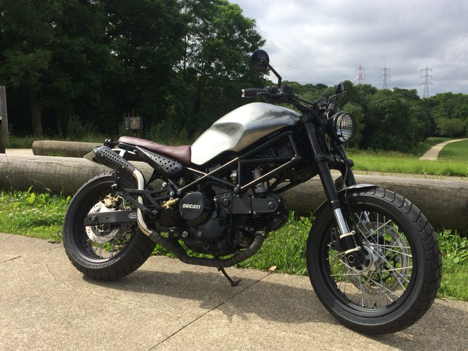 Ducati Monster 600 Scrambler
