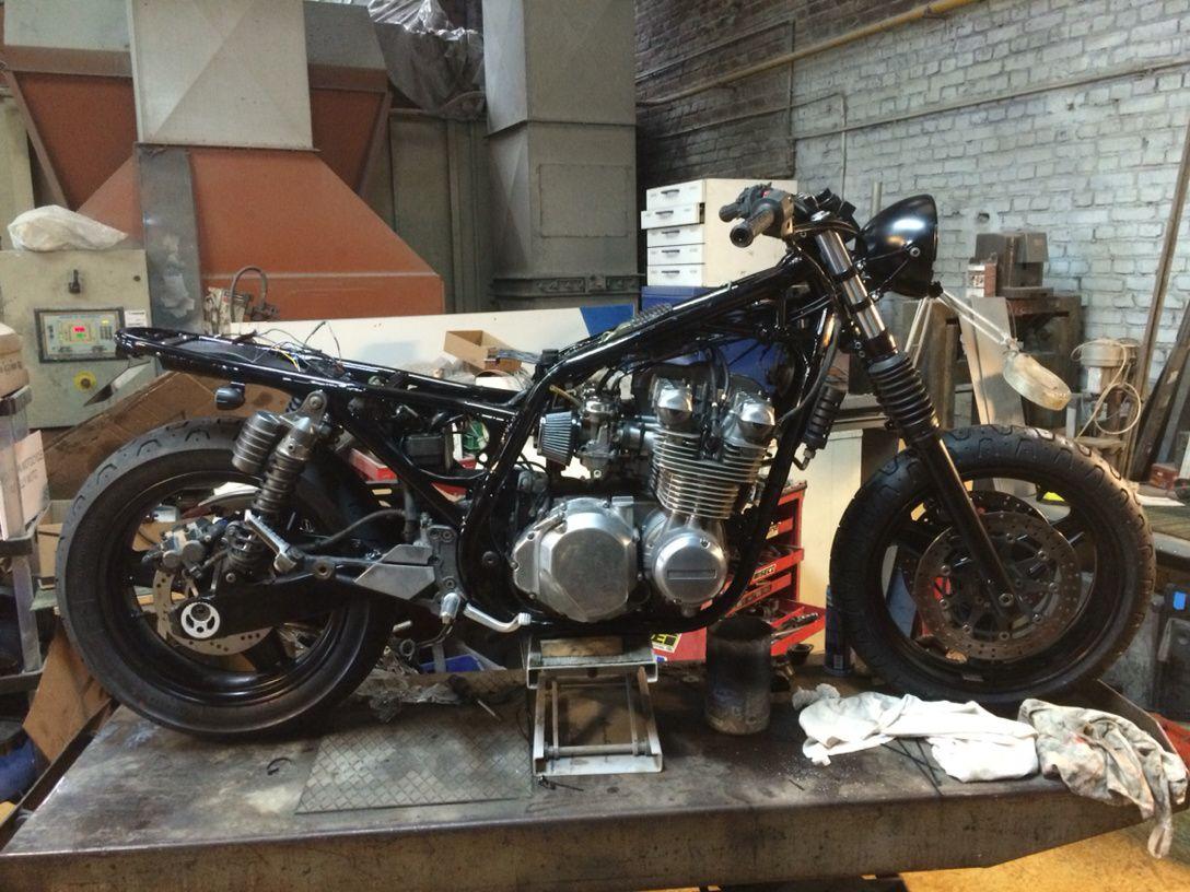 Kawasaki 750 Zephyr Classic