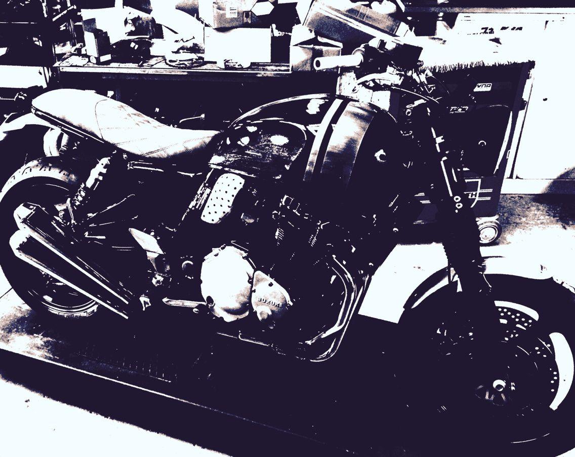 Suzuki 750 GSX Clubman