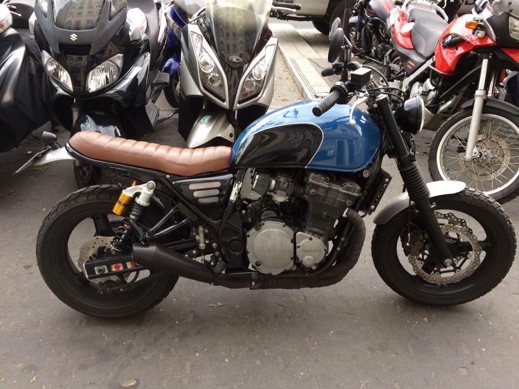 Suzuki Inazuma 750 Scramb-man