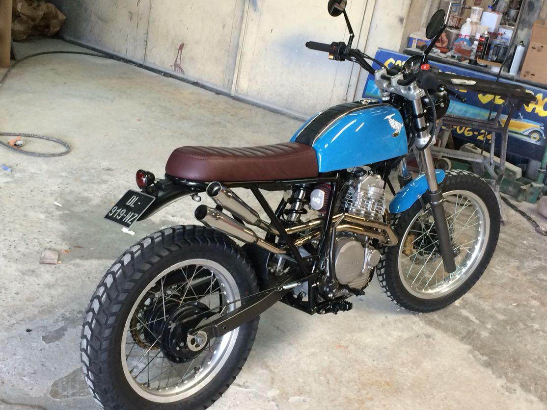 Honda XLR 600 Scrambler