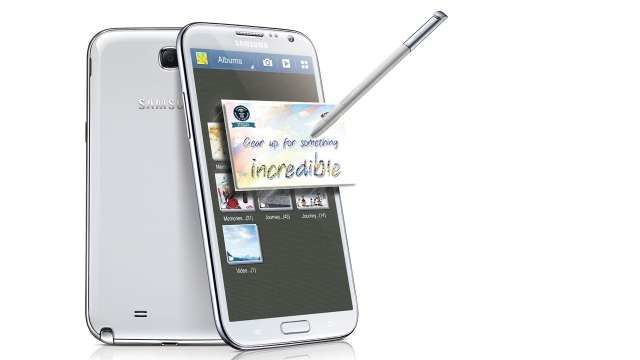 Samsung Galaxy Note ii receives Android 4.1.2 Jelly Bean upgrade