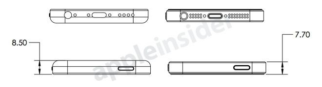 Design drawings reveal case mMakers' expectations for iPhone 5S and lower-cost iPhone