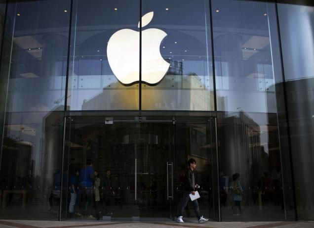 Apple's tablet share plummets 40% in China