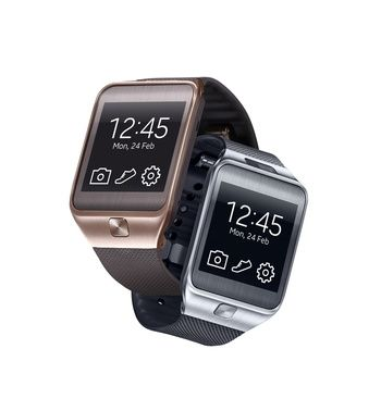 Samsung launches two Tizen-based smart watches