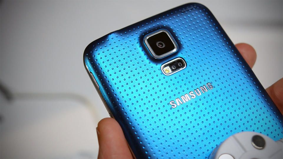 Galaxy S5 sales have reportedly already climbed into the millions