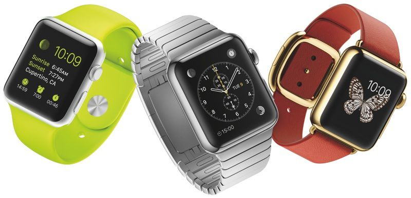 Apple watch already facing questions concerning user privacy