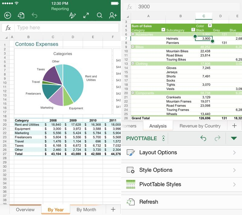 Microsoft launches new office apps for iPhone, makes creating and basic editing free on iOS