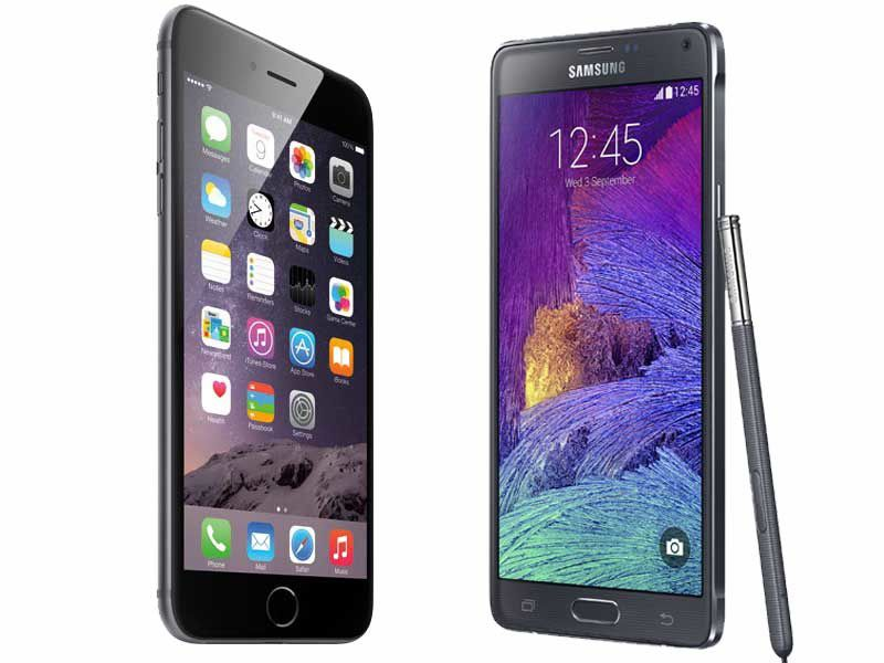 Galaxy Note 4 vs. iPhone 6: six ways Samsung is better