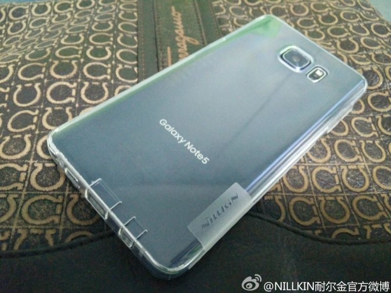 Galaxy Note 5 leak: High-quality pictures offer our best look yet