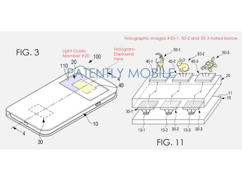 Galaxy S7 May Feature A Revolutionary Holographic Display