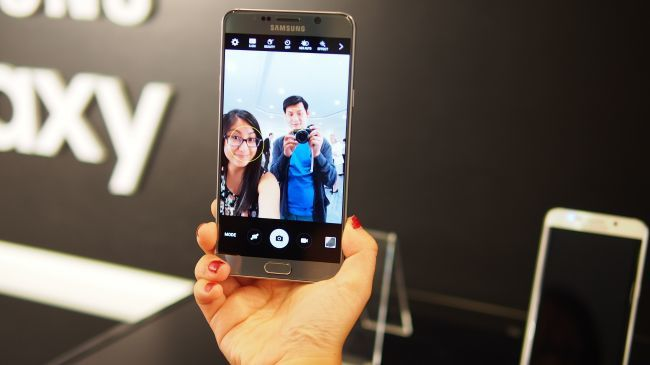 Hands on: Galaxy Note 5 review