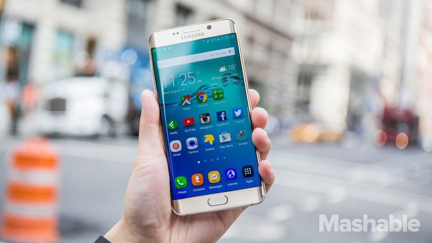 Samsung's Galaxy S6 Edge+ is a pretty face and that's pretty much it