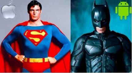 iPhone Owners Love Superman and Sushi&#x3B; Android Fans Dig Batman and Booze