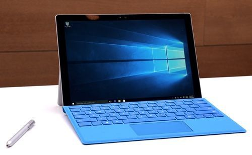 Microsoft Unveils Its First Laptop, the Surface Pro 4, and New Smartphones