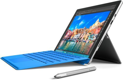 Microsoft Introduces New Surface Pro, New Phones, and (Surprise!) Its First Laptop