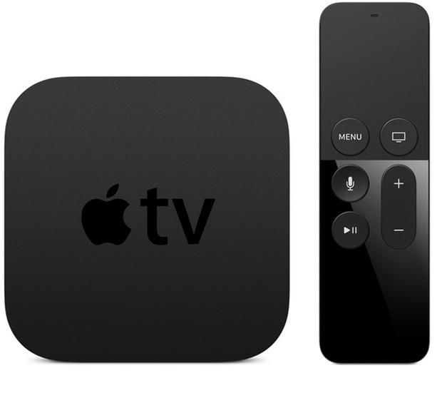 New Apple TV goes on sale in Apple Store online