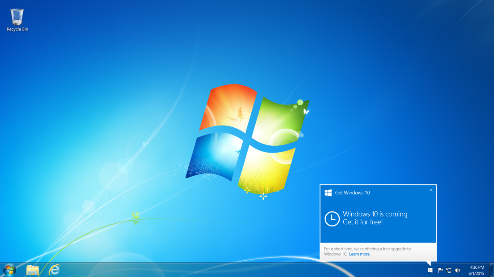 Microsoft Makes Windows 10 Upgrades Automatic For Windows 7 And Windows 8