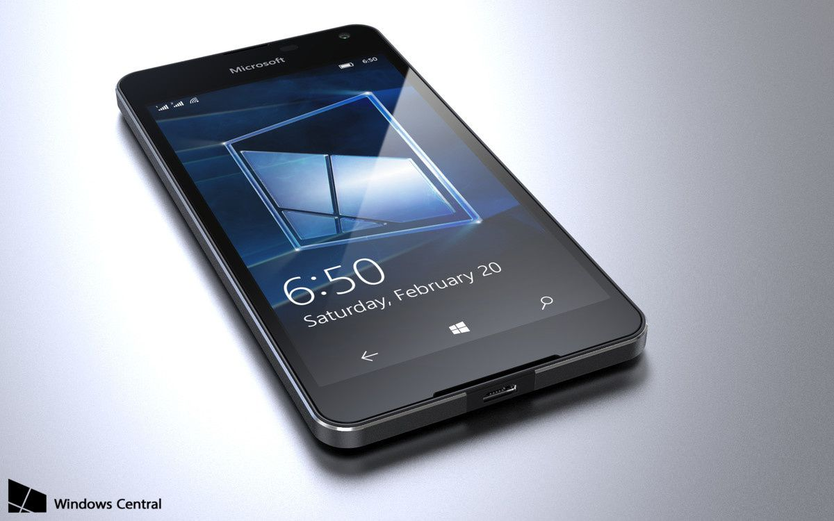 Lumia 650 revealed in unofficial renders, launch incoming