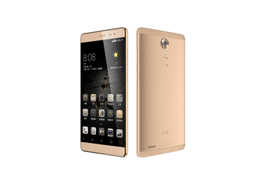 ZTE launches Axon Max in effort to boost market reach
