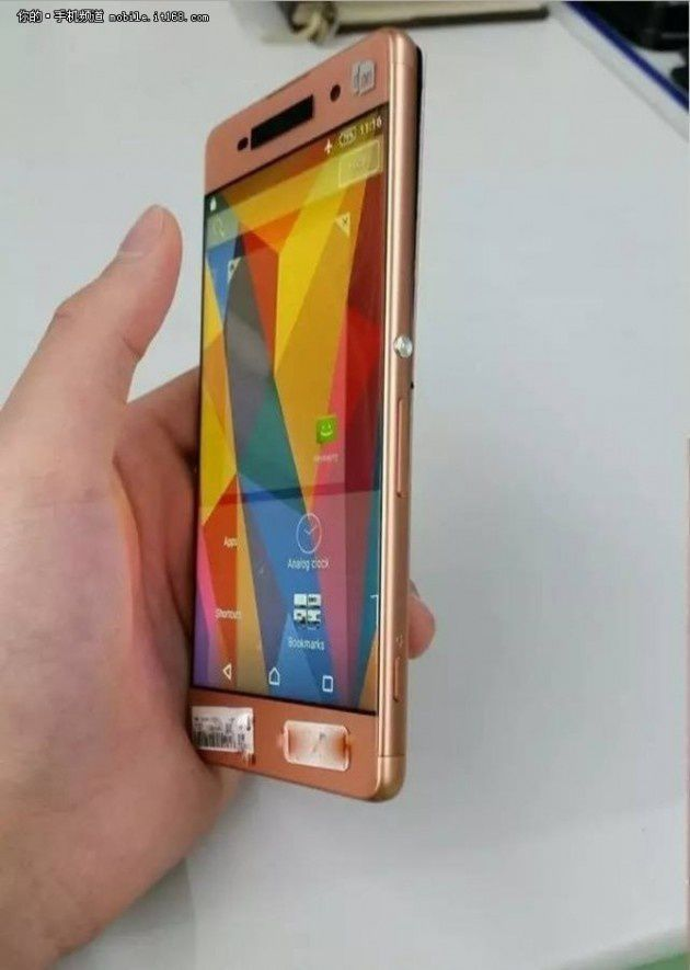 Sony Xperia C6 pictures show off near bezel-less display