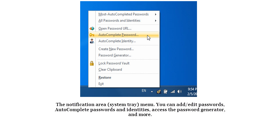 Get Regex Password Vault to Securely Store and Retrieve Login Information