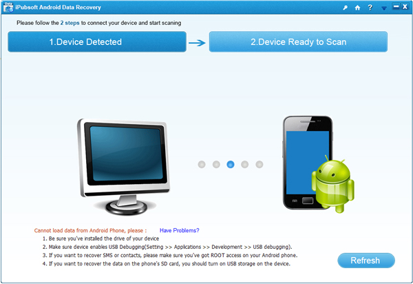 50% Off to Get iPubsoft Android Data Recovery to Rescue Lost Data from Android Devices