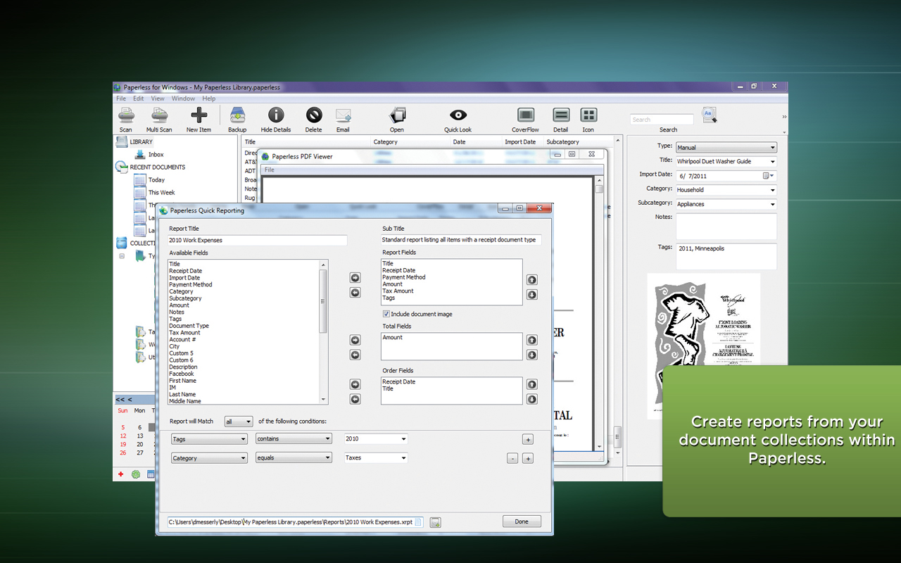 35% Off to Get Paperless to Scan and Organize Any Paper Document