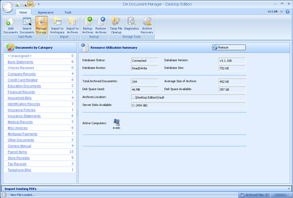 Get DA Document Manager to Organize Documents Better Than Ever Before
