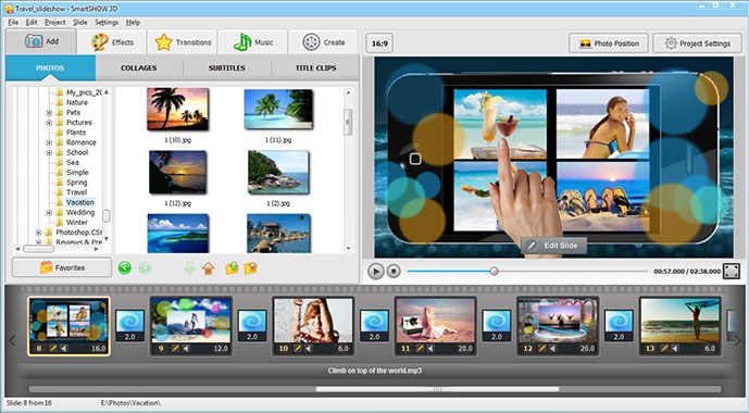 30% Off to Get SmartSHOW 3D Deluxe to Create 3D Movies from Your Photos and Music