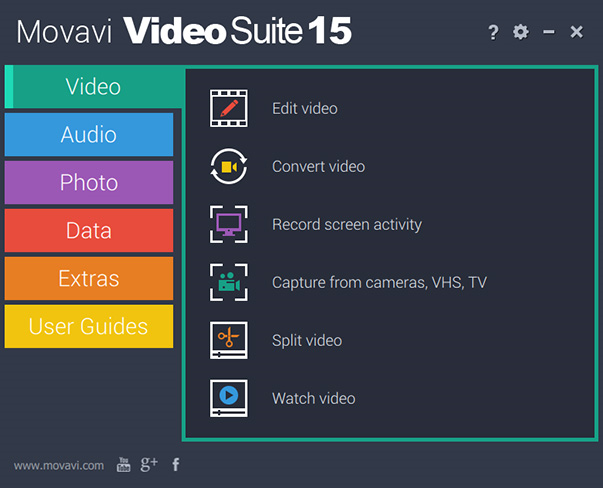 Get Video Suite Professional Everything You Need for Video Production