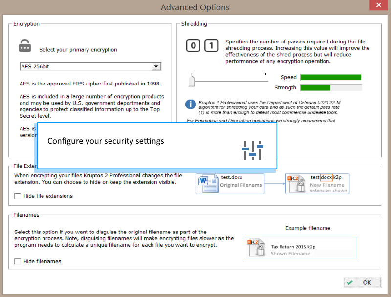 25% Off to Get Kruptos 2 Professional to Encrypt Your Files Quickly and Easily