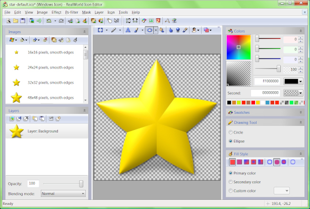 10% Off to Get RealWorld Icon Editor to Create Your Own Stunning Icons