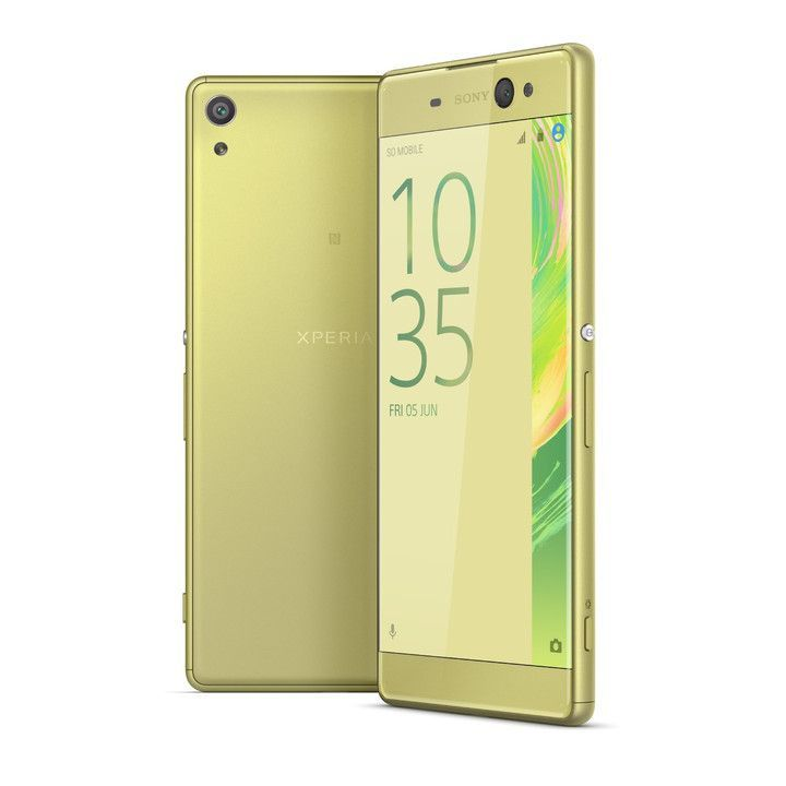 Sony's newest Xperia X member is a phablet with a 16-megapixel selfie camera