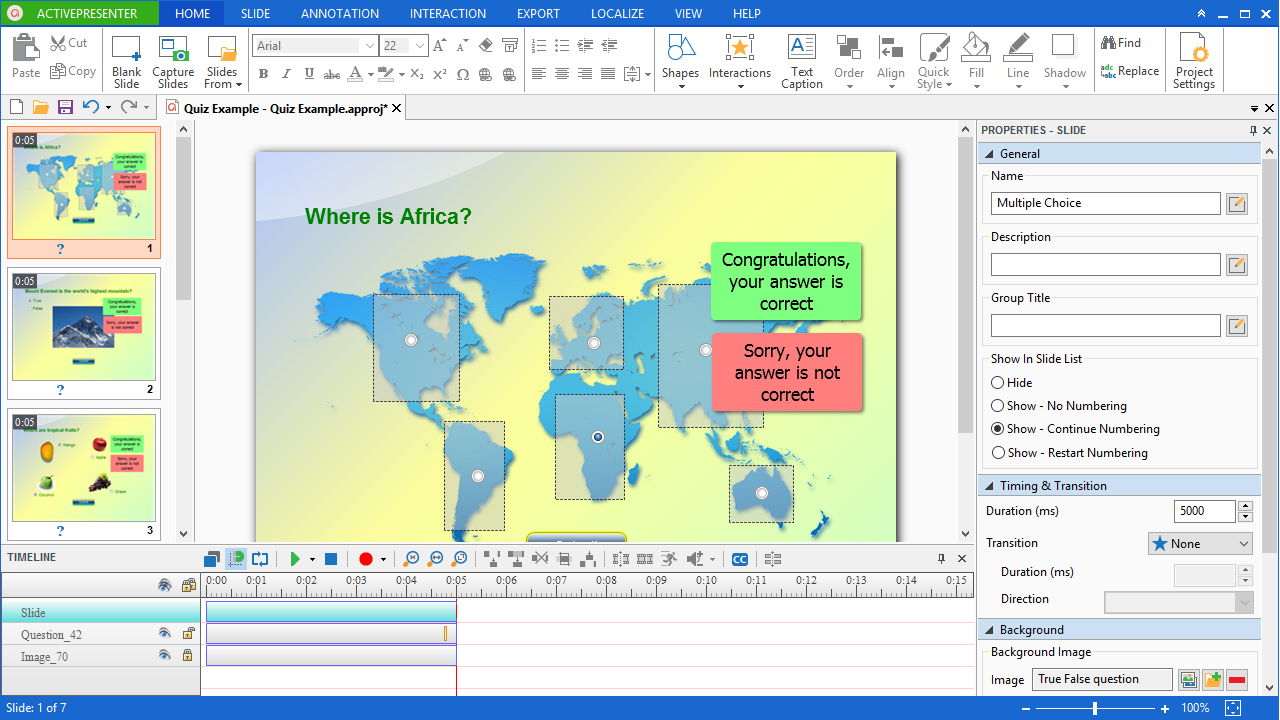 Get ActivePresenter Professional to Create Interactive and Feature-Rich Screencasts