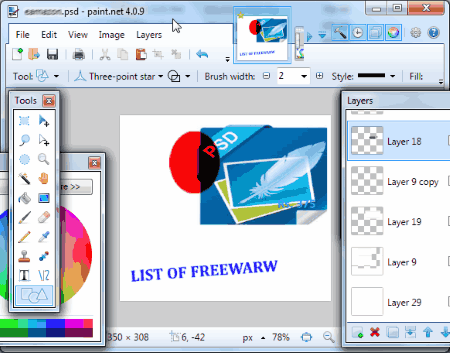 16 Best Free PSD Editor Software For Windows