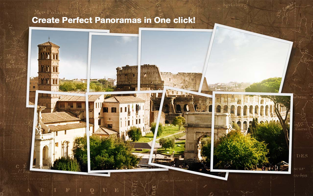 Get PhotoStitcher to Create Stunning Panoramic Images