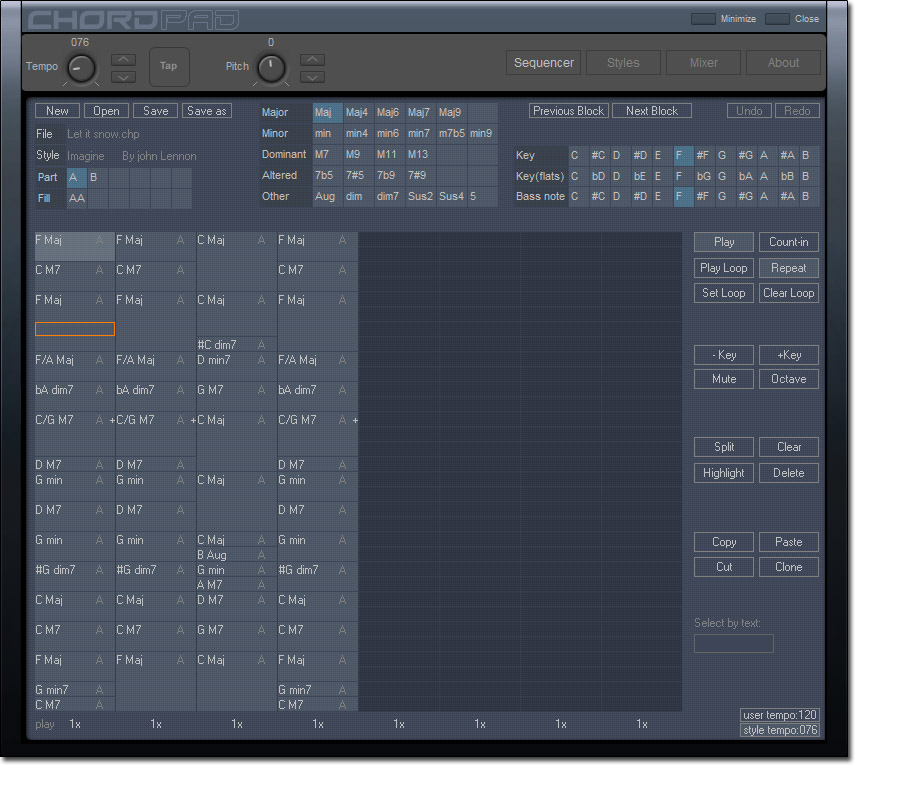 40% Off to Get Chord Pad to Build and Manipulate Chord Sequences