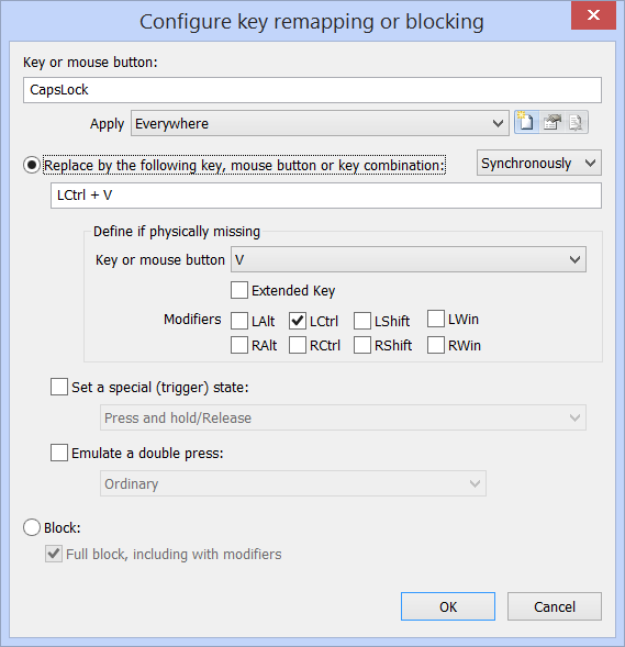 Get Key Remapper to Customize Key, Mouse, and Wheel Mappings