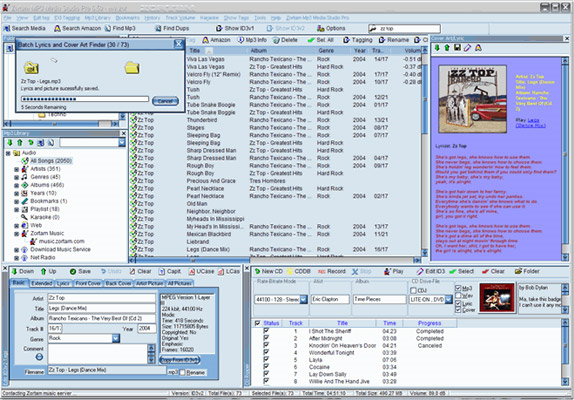 60% Off to Get Zortam Mp3 Media Studio Pro all-in-one Mp3 application suite