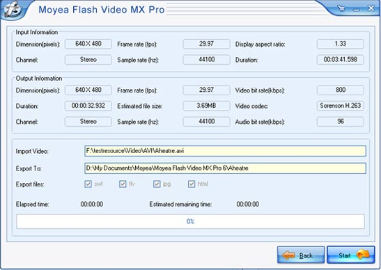 25% Off to Get Flash Video MX Pro 6 to Convert Any Video to Flash