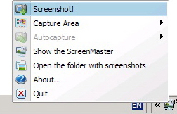 20% Off to Get ScreenMaster to Take Screenshots of Your Computer's Desktop