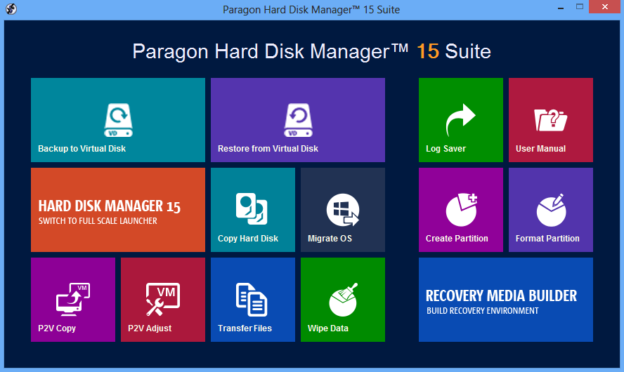 20% Off to Get Hard Disk Manager 15 Suite The all-round solution to Completely Protect, Maintain and Manage Your PC