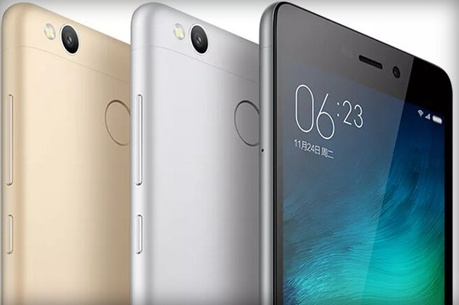 Xiaomi's Redmi 3S and 3X are cheap and come with fingerprint sensors