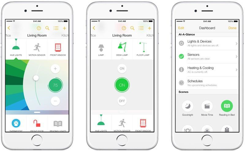 How to Use Your iPhone With HomeKit-Enabled Devices