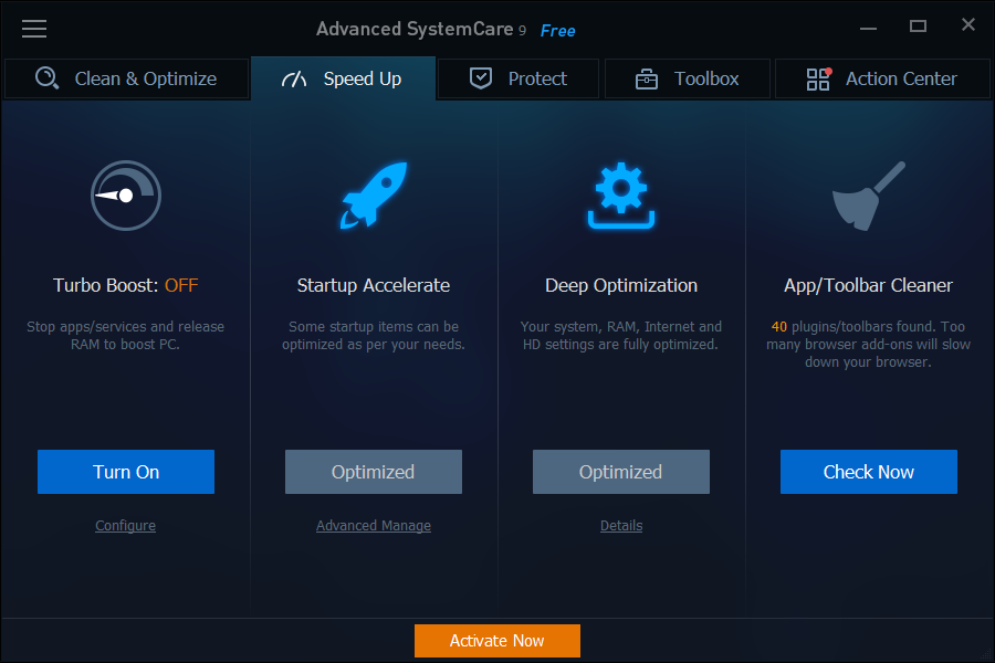 Get Advanced SystemCare PRO A System Utility for Superior PC Health
