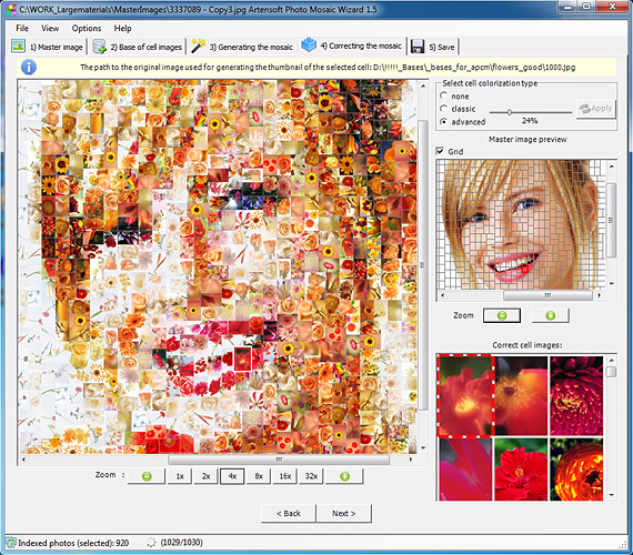 45% Off to Get Artensoft Photo Mosaic Wizard to Creat Stunning Mosaics From Your Photos