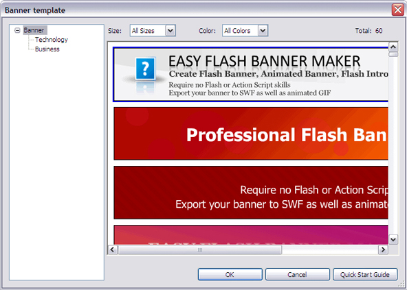 20% Off to Get Sothink SWF Easy to Make Flash Banners in Three Steps Only